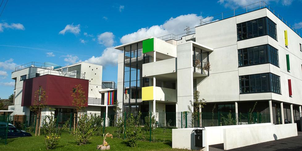 FAM CRETEIL – HENNIN NORMIER Architectes
