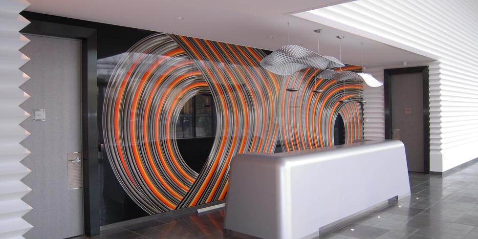 WEST PLAZA – INTER. D'ARCHITECTURE