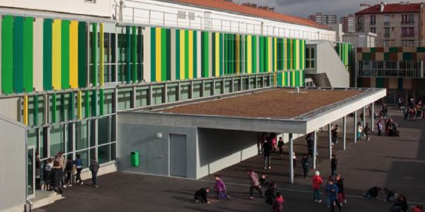 Ecole élémentaire Montesquieu – Vitry sur Seine