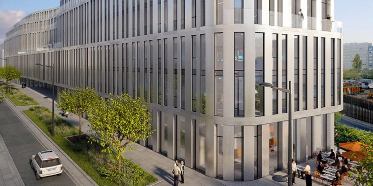 Immeuble de bureaux VIEW – Paris