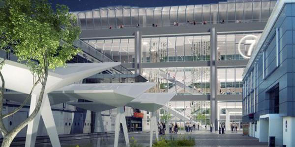 Pavillon 7 Parc des expositions – Paris