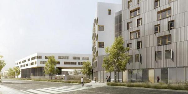 Lycée et internat La Plaine – Saint Denis