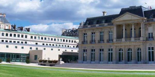 Siège social de l'OCDE – Paris