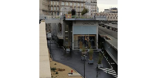 Le Balcon Vert, Hôtel Gare de l'Est – Paris